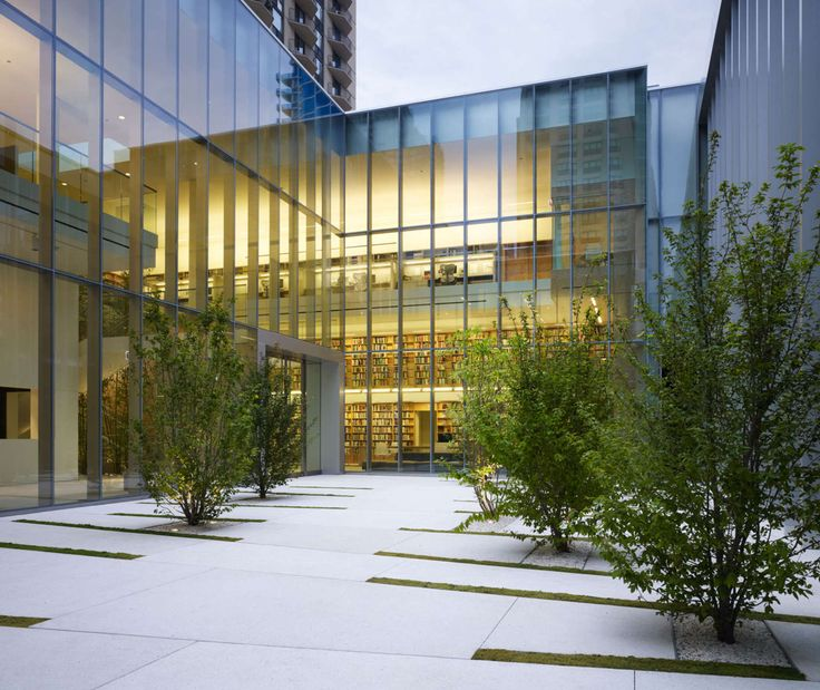 U201cWhat Is A Building For Poetry?u201d: John Ronan Architectsu0027 Poetry Foundation  In Chicago Chicago Based Firm John Ronan Architectsu0027 Design For The Award Winning  ...