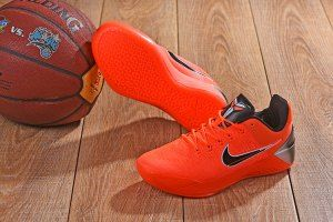 13044e5dabd Men s Nike Kobe AD Mamba DeMar DeRozan Orange Black Kobe Bryant boys Basketball  Shoes