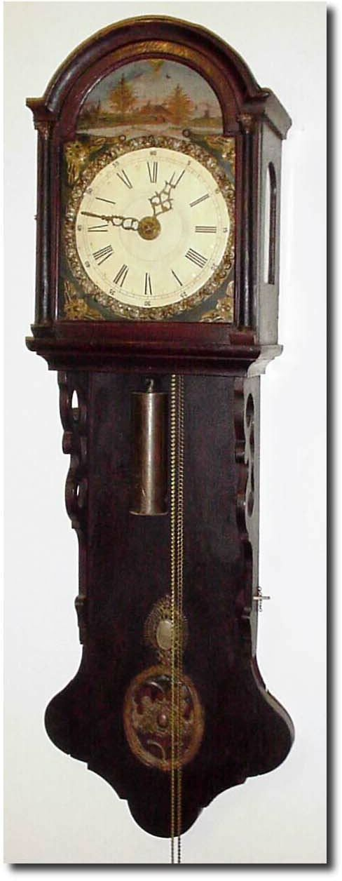 antique clocks | Antique Dutch or Holland Wall Clock