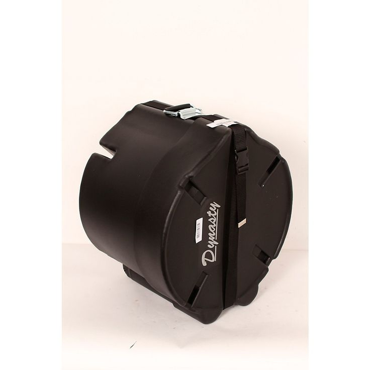 DEG Dynasty Marching Snare drum case, square, black molded Black Molded, 14 in. 190839111210
