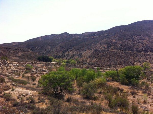 Site of the St. Francis Dam | Photo: Hadley Meares
