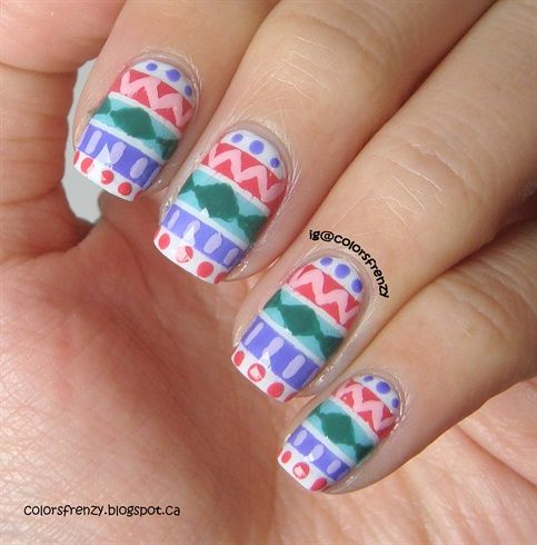 1189 best Best of Nail Art Gallery images on Pinterest ...