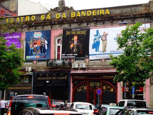Teatro Sá da Bandeira