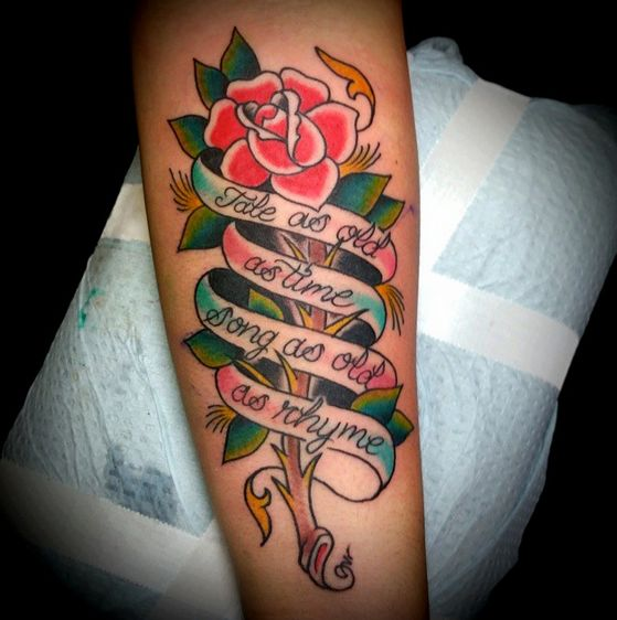 Tattoo Quotes Roses: 989 Best Images About Tattoos On Pinterest