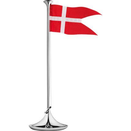 Fødselsdagsflag Georg Jensen