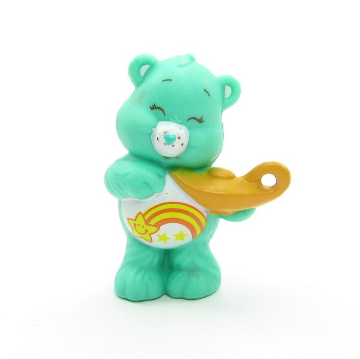 Wish Bear Making Wishes Come True Care Bears Miniature