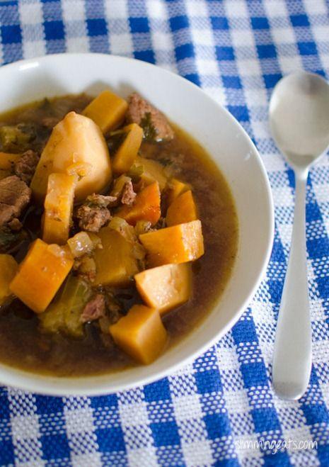 Slimming World Slow Cooker Irish Stew