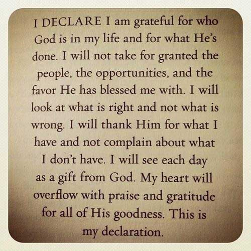 Saying thank you to God is so important.  Take some time to be gracious with these beautiful prayers for gratitude.