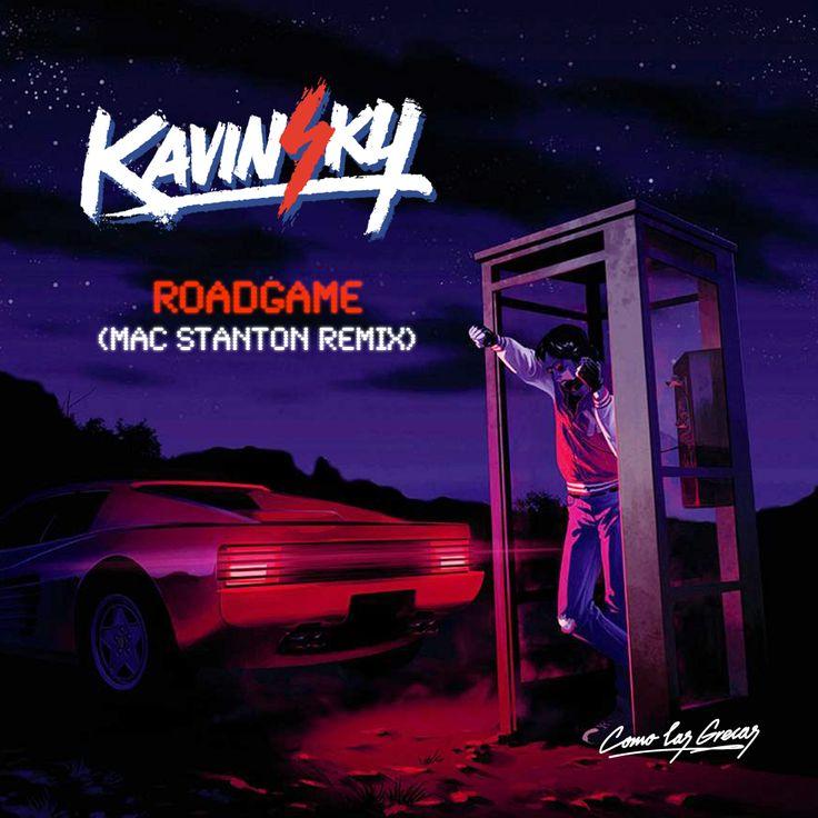 Kavinsky – Road Game (Mac Stanton Remix) Exclusive Como Las Grecas Blog (2012) | COMO LAS GRECAS
