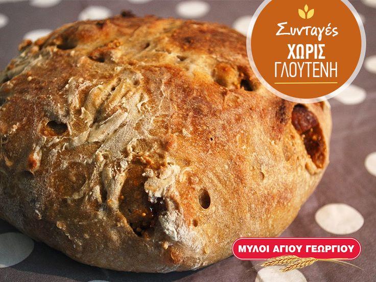 Οι πρόγονοι μας πίστευαν πως η γνωστή σε όλους μας σταφίδα περιείχε μαγικές και ιδιαίτερα αναζωογονητικές ιδιότητες. Δοκιμάστε να φτιάξετε ένα υγιεινό σπιτικό σταφιδόψωμο με αλεύρι χωρίς γλουτένη από τους Μύλους Αγίου Γεωργίου! #myloiagiougeorgiou #glutenfree #recipes #bread #tradition
