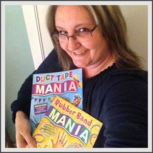 Amanda Formaro en haar ambachtelijke boeken