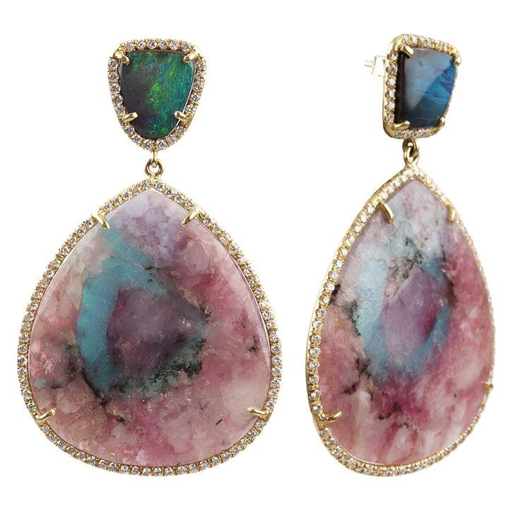 Irene Neuwirth Paraiba Tourmaline Earrings