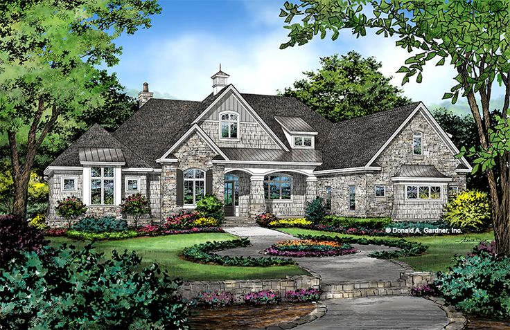 The Sarafine House Plan 1403 D Is Now Available 4039 Sq Ft 4 Beds 4 Baths Wedesigndreams