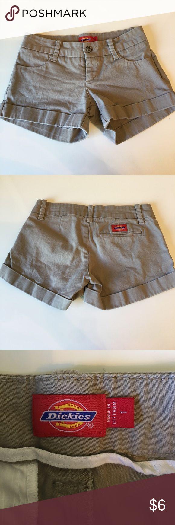 Cute Dickies shorts. Worn twice. Dickies Shorts