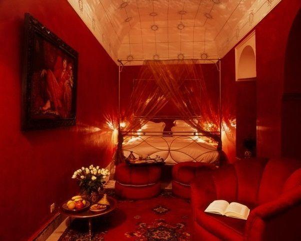 Diy Romantic Bedroom Decorating Ideas 17 best red bedroom ideas images on pinterest | red bedroom design