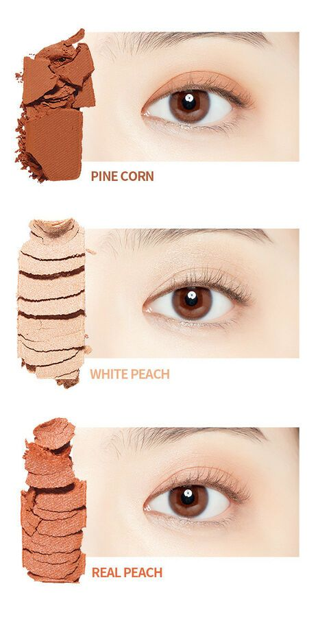 48365b44c7e [ETUDE HOUSE] Play Color Eyes #Peach Farm 1g x 10ea 8809587401307 eBay#Color #Eyes#Play
