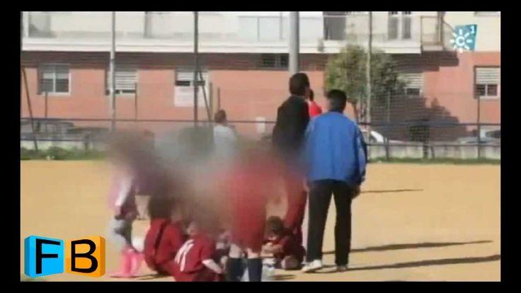 """""""Padres hooligans"""", reportaje sobre la violencia en el fútbol base andaluz"""