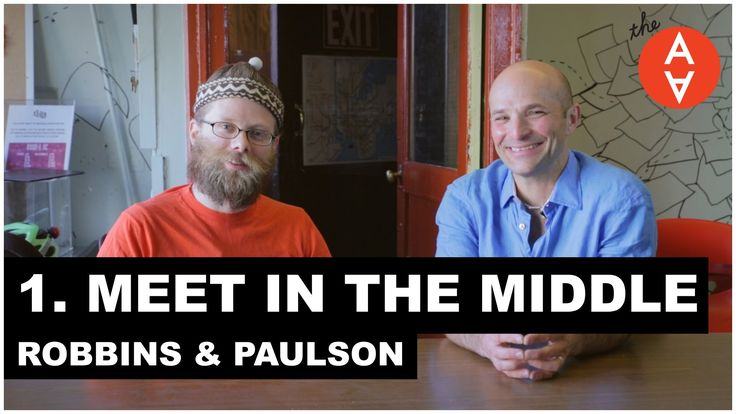 The Art Assignment - Meet in the Middle - Douglas Paulson and Christopher Robins. It is finally here and it is so beautiful.