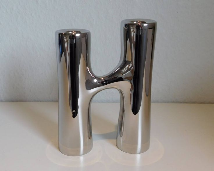 Menu TWOgether candleholder by SilverfernDK on Etsy