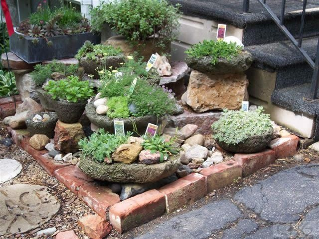 32 Backyard Rock Garden Ideas: 32 Best Images About Corner Gardens Ideas On Pinterest