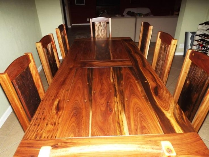 Railway Sleeper Dining Room Tables Dining Room Table