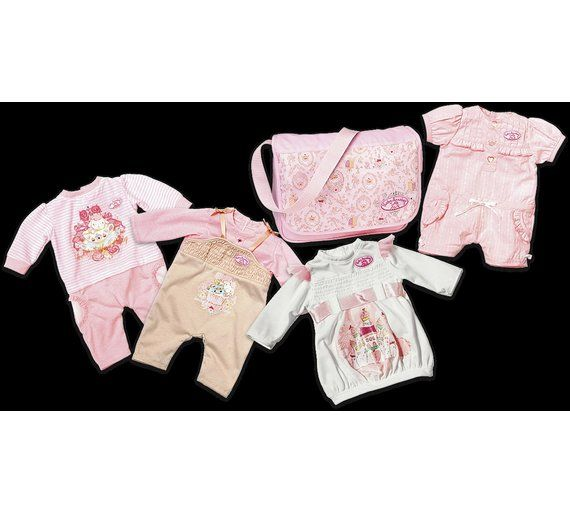 Buy Baby Annabell Great Value Set at Argos.co.uk, visit Argos.co.uk to shop online for Doll clothes, Dolls and playsets, Toys