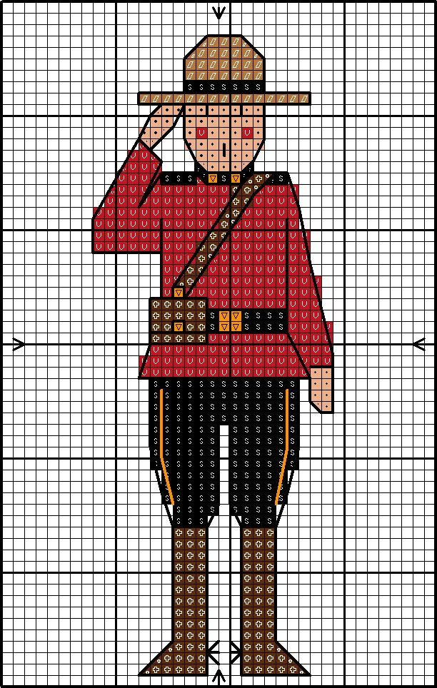 52 Best Images About Free Cross Stitch Graphs On Pinterest