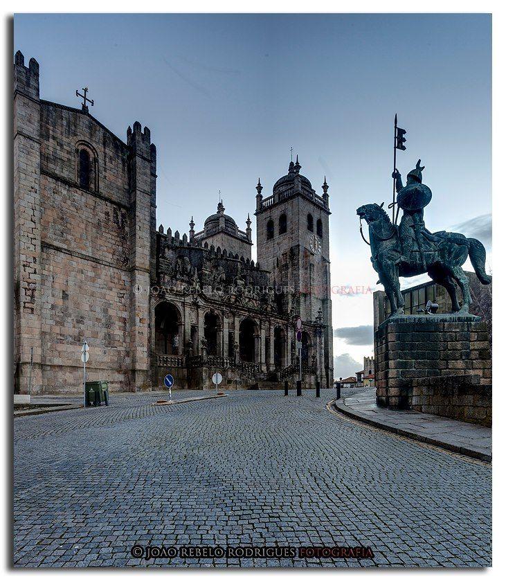 Catedral (Sé) da cidade do Porto - PORTUGAL by João Rebelo Rodrigues