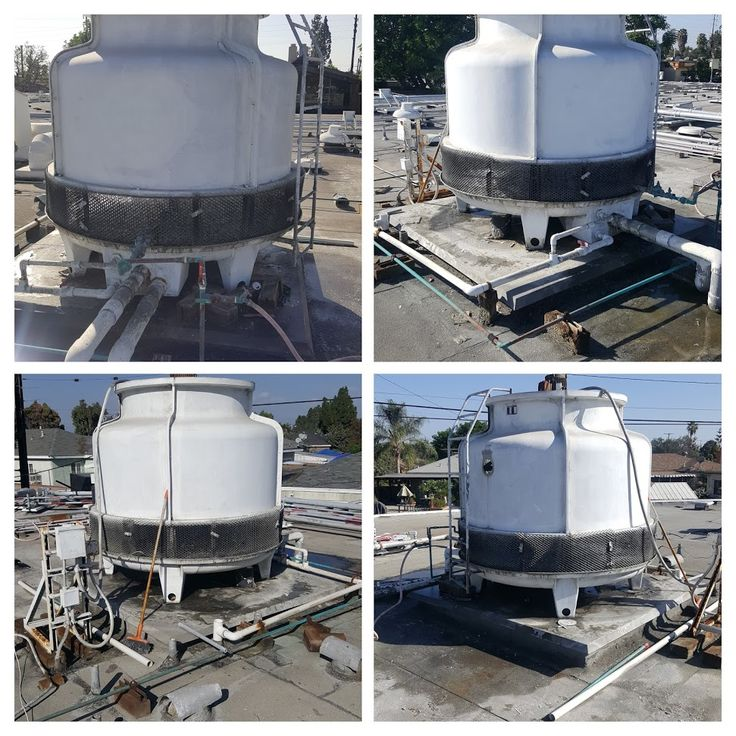 Bac Cooling Tower Service Repair If You Have A Cooling Tower Repair Or Maintenance Issue Contact Our Cooling Tower Hvac Services Air Conditioning Services