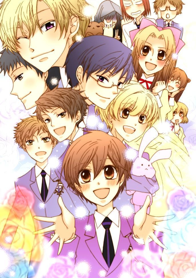 /Ouran High School Host Club/#1074583 - Zerochan | Bones | Bisco Hatori