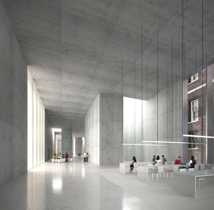 King's College, Estudio Barozzi Veiga (http://afasiaarq.blogspot.com/2012/12/ebv-estudio-barozzi-veiga.html)