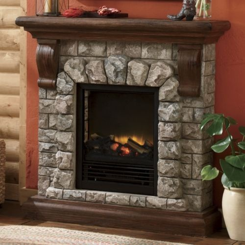 Best Rustic Electric Fireplaces Images On Pinterest Electric