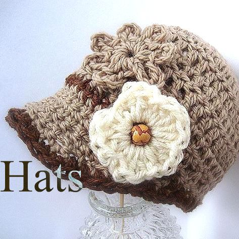Crochet Hats for Everyone | Patterns