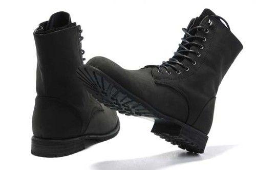 já providenciaei 11.10.2014  Retro Combat Boots Winter England Style Fashionable Men's Short Black Shoes   eBay. Chegou 11.2013 quase sendo roubado pelos Correios