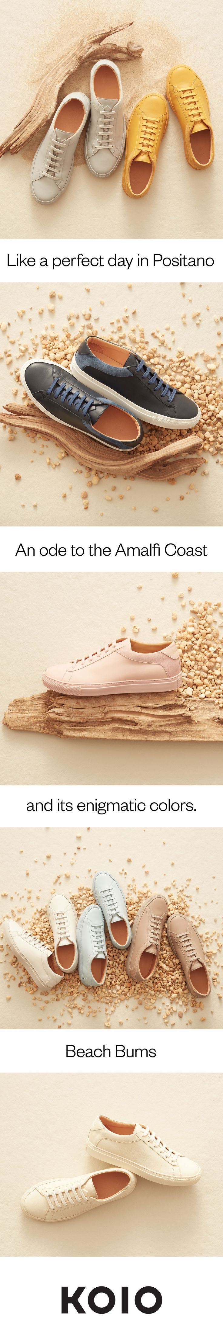 Artfully crafted sneakers for real life. Handmade in Italy. http://www.99wtf.net/men/6-things-which-make-women-attracted-to-men/