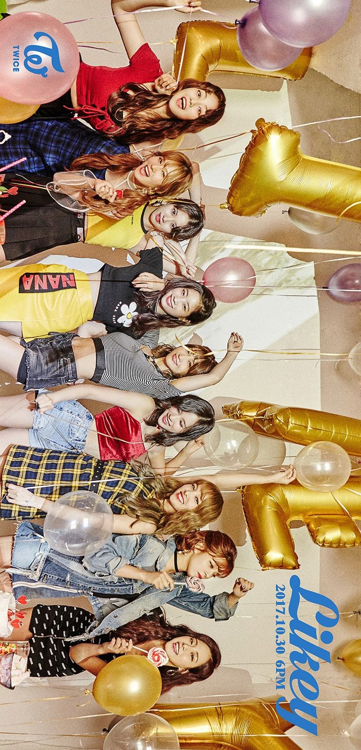 "TWICE ""LIKEY"" PHOTO 1  TWICE LIKEY 2017.10.30 6PM  #TWICE #트와이스 #LIKEY"