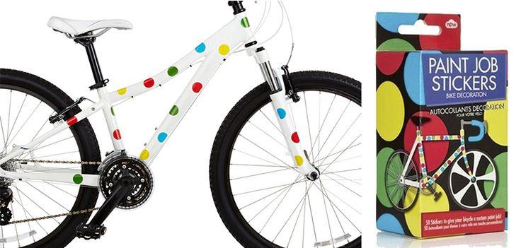 ¡Renueva tu bicicleta con alegres stickers!  http://www.tuttematute.cl/sticker-bicicleta