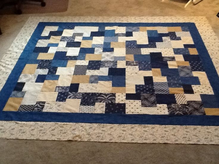 25 best Quilts - Double Slice Layer Cake images on Pinterest ... : double slice layer cake quilt tutorial - Adamdwight.com