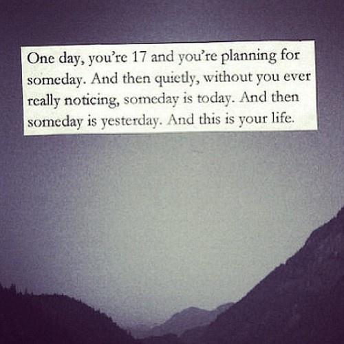 True, but sad