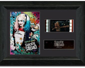 Fast & Furious 7 35 mm Framed Film Cell by SpottyDogProductions