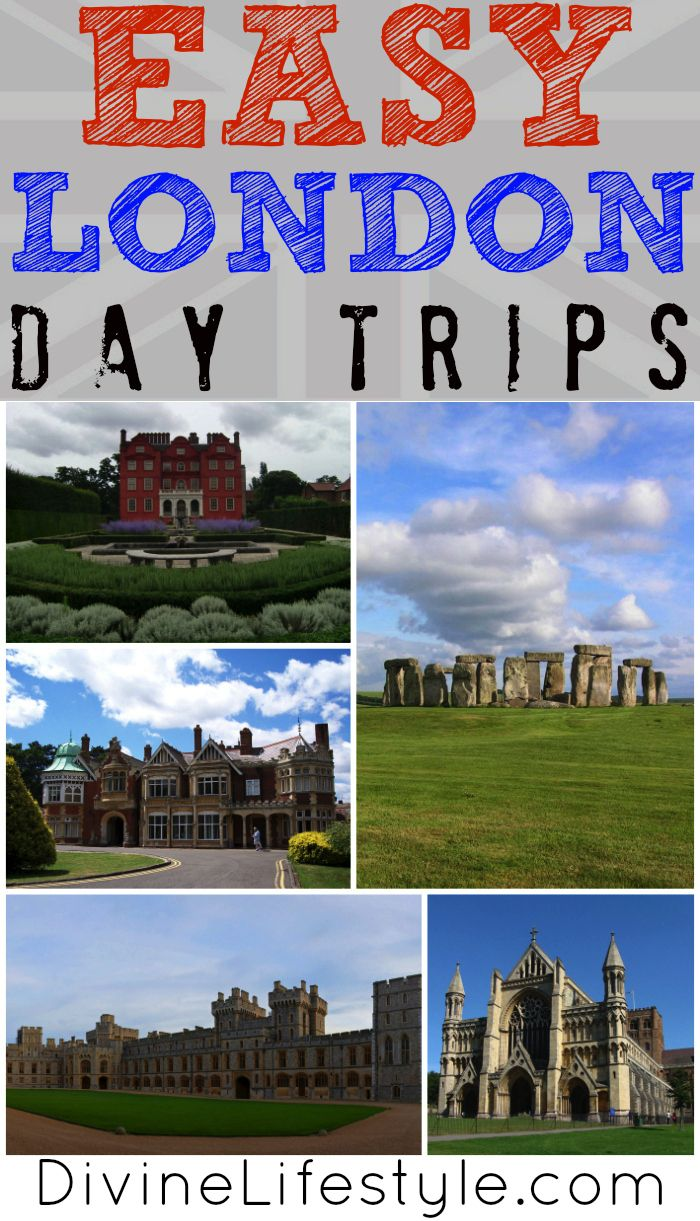Easy London Day Trips