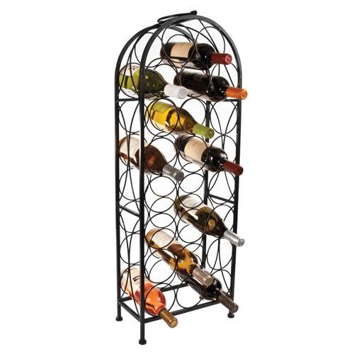 Boulevard: Bendal Arch Wine Rack