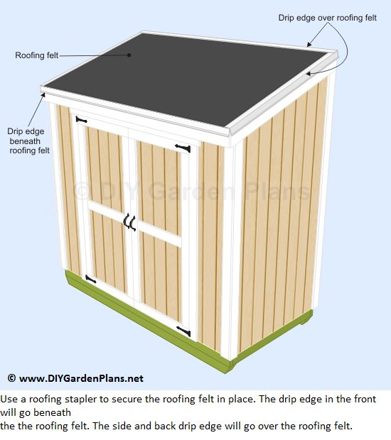 25  best ideas about shed roof felt on pinterest