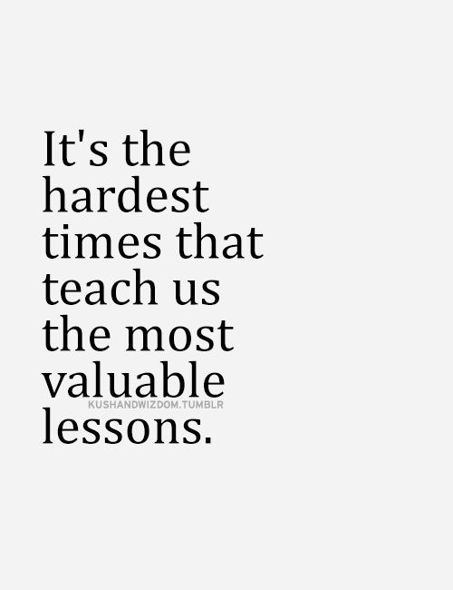 learning a valuable lesson in life They have given me a stable foundation for my life they have taught me invaluable lessons about work, marriage, parenting, and life 60 life lessons i learned from my parents.