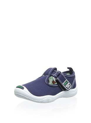 27% OFF Gorila Kid's T-Strap Flat (Navy)