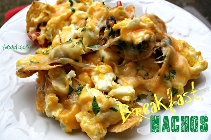 Breakfast Nachos | Recipe