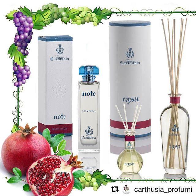 Rosina Perfumery: Rosina Perfumery#Repost @carthusia_profumi with @r...