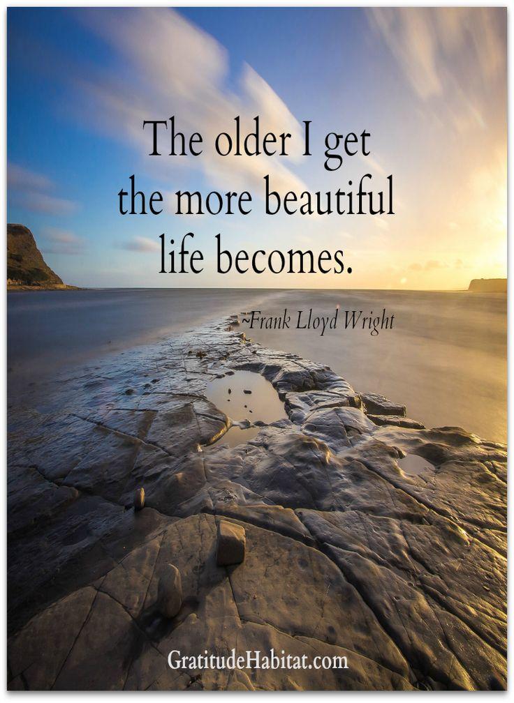 Life is beautiful.  Visit us at: www.GratitudeHabitat.com
