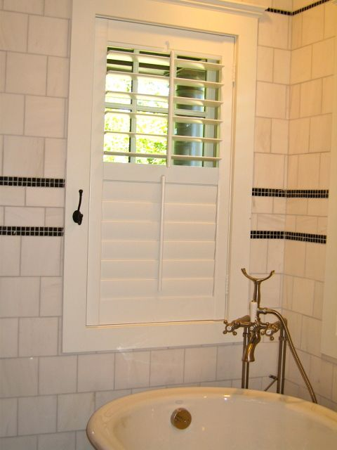 17 best ideas about plantation shutter on pinterest - Plantation shutters for bathroom ...