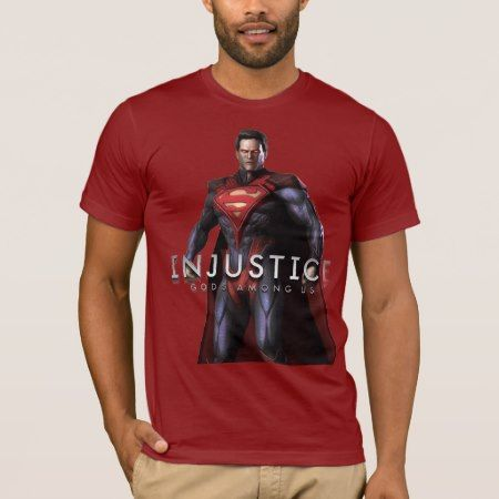 Superman Alternate T-Shirt - tap to personalize and get yours